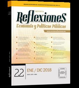 vista reflexiones, economía y políticas públicas No 22